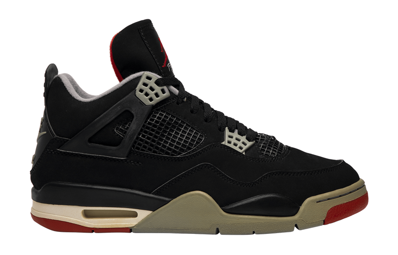 99b65961f59 How the 'Bred' Air Jordan 4 Has Evolved Over the Years | Sole Collector