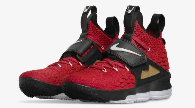 e540d642191 The LeBron 15  Red Diamond Turf  Is Still Available