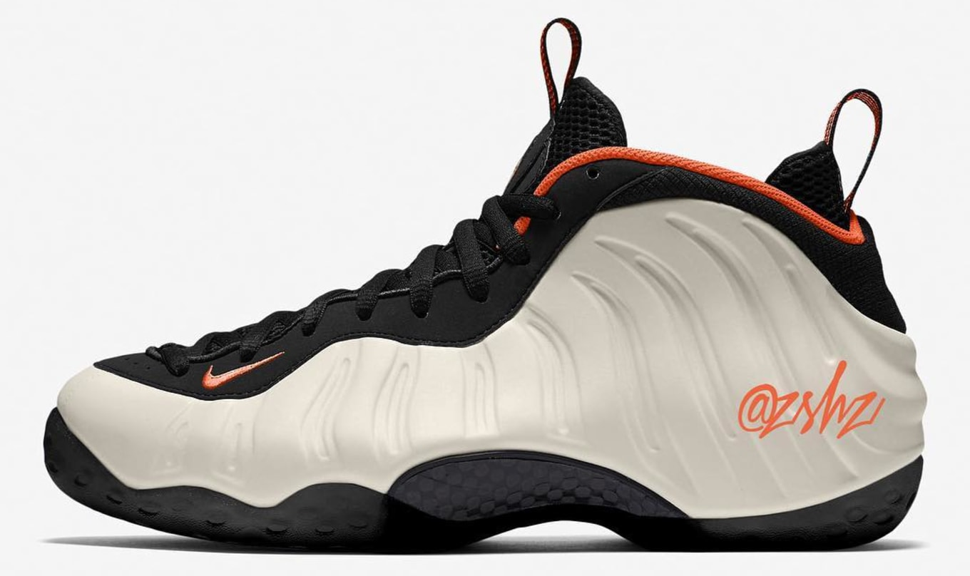 38d68773707 Nike Air Foamposite One  Sail  Release Date April 2019 314996-101 ...