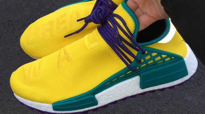 Pharrell s Adidas NMD Hu Surfaces in Another Unreleased Colorway e185095cca