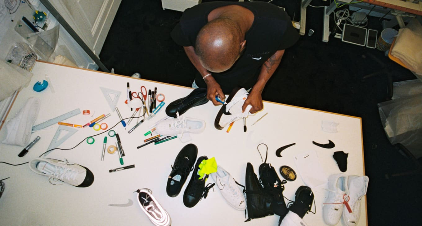 NIKE x Virgil Abloh (OFF WHITE) The Ten Collection The Ten