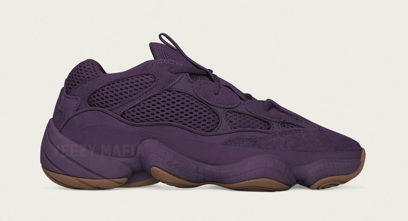 c6f08fa85ba Adidas Yeezy 500  Ultraviolet  Expected This Fall