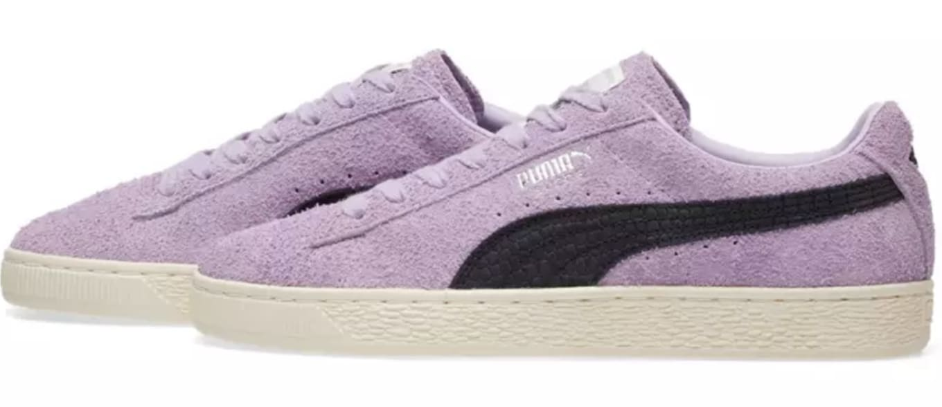 Diamond Supply Co. x Puma Classic Suede  Orchid Bloom  1a8e65af9