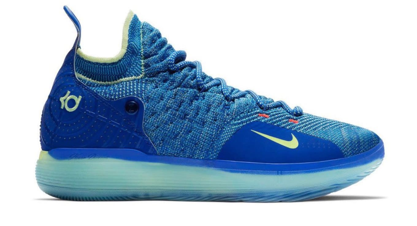 2488f04cc421 First Look Kevin Durant Nike KD 11