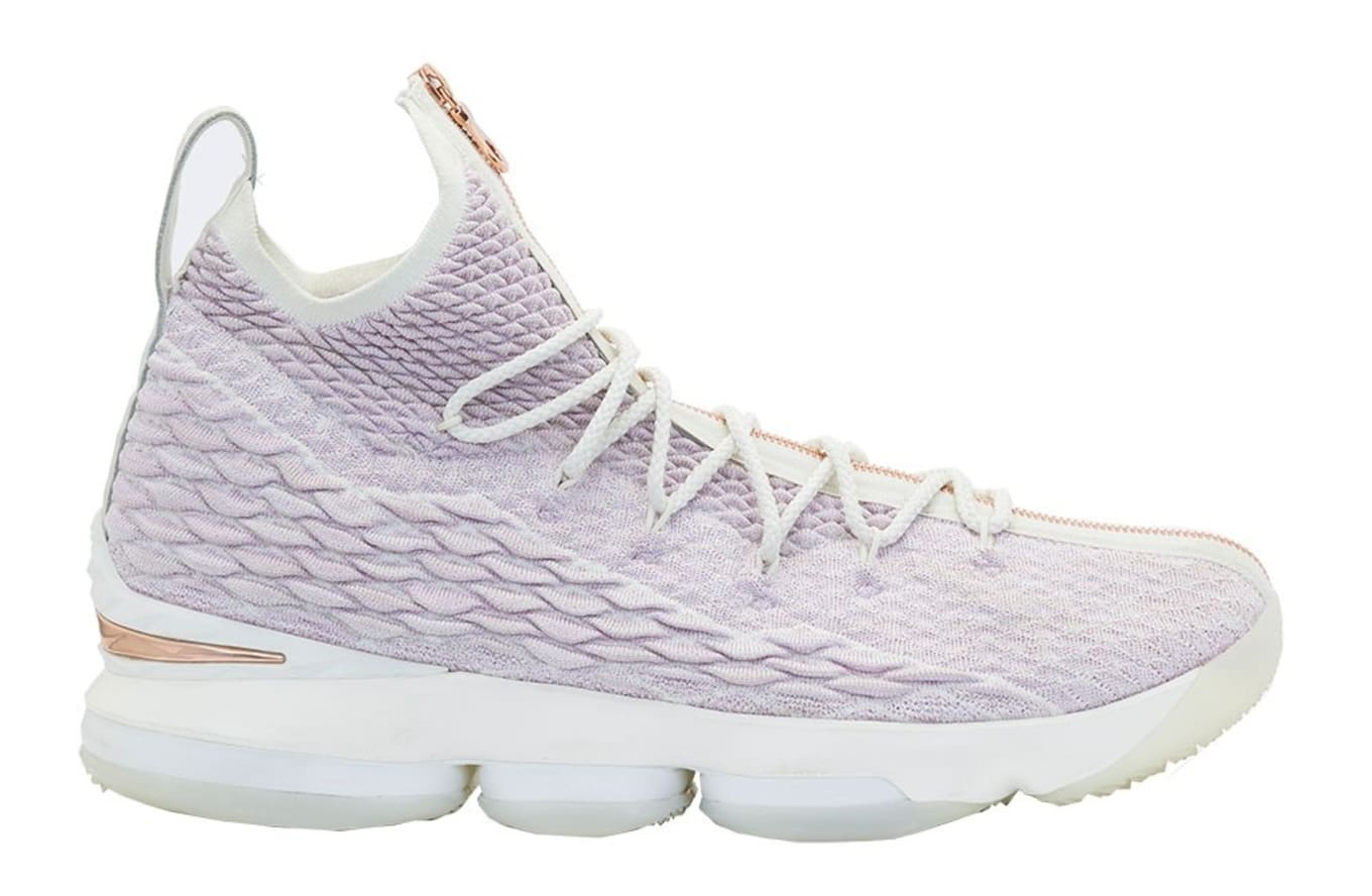 f83d6067f1a LeBron James  I Promise School Game-Worn Nikes Available Now