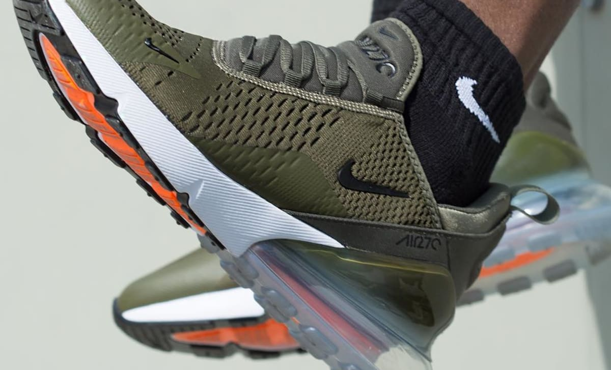 Nike Air Max 270 Olive Release Date AH8050-201  ad0d052ca