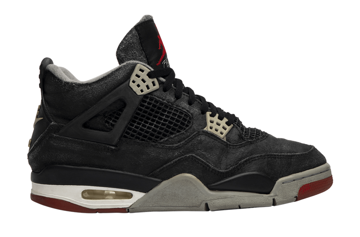 promo code 827bb 6feaf How the  Bred  Air Jordan 4 Has Evolved Over the Years   Sole Collector