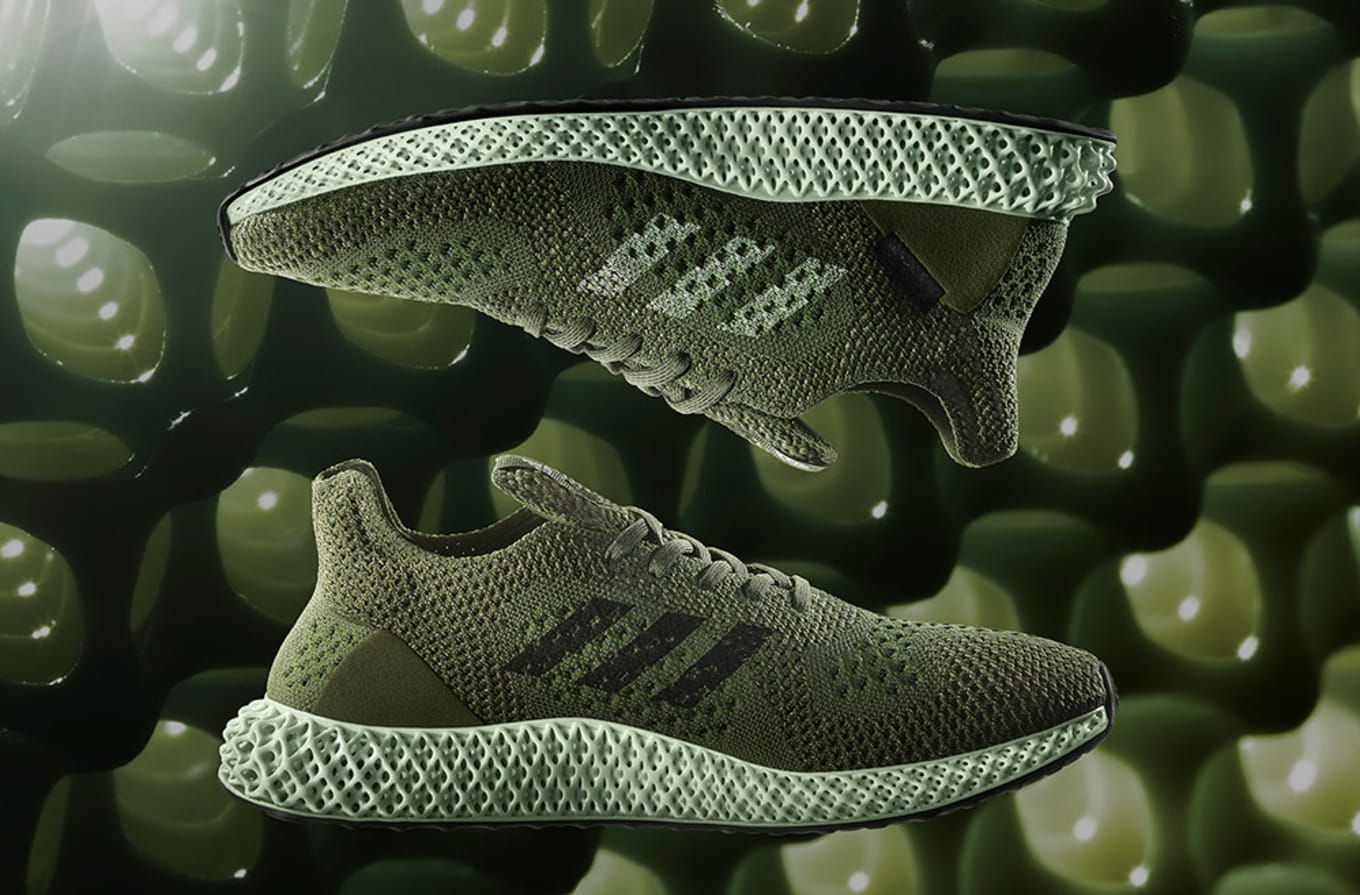 Adidas  Next Consortium 4D Sneaker Will Cost Over  500. Dropping this week. 35beedbc1