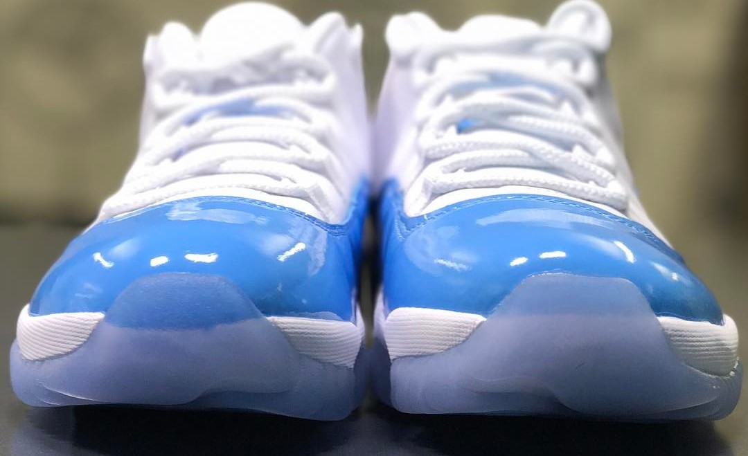 9b0aacf22a4 Air Jordan 11 Low UNC Real Fake Legit Check | Sole Collector