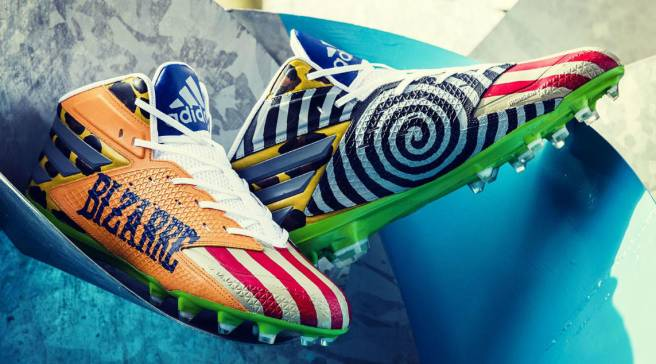 28b250f608735e Adidas Freaked Von Miller s Cleats for Monday Night Football