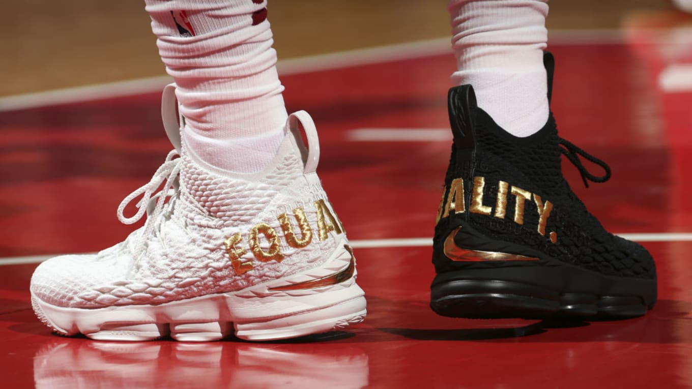 LeBron s  Equality  Sneakers are Finally in the Smithsonian  96d03a07e