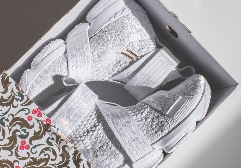 size 40 77b79 67e9f Nike LeBron 15 (XV)