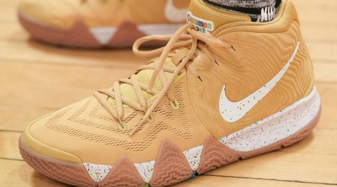 cheaper 74c57 bffcf Nike Kyrie 4 | Sole Collector