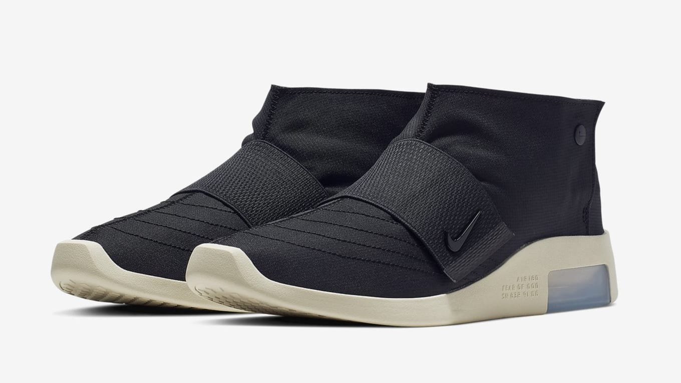 3481d20de2a Nike. Image via @pyleaks. Designer Jerry Lorenzo recently shared a glimpse  of unreleased Air Fear of God 1 samples, and ...