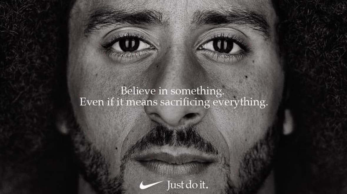 Image result for kaepernick nike