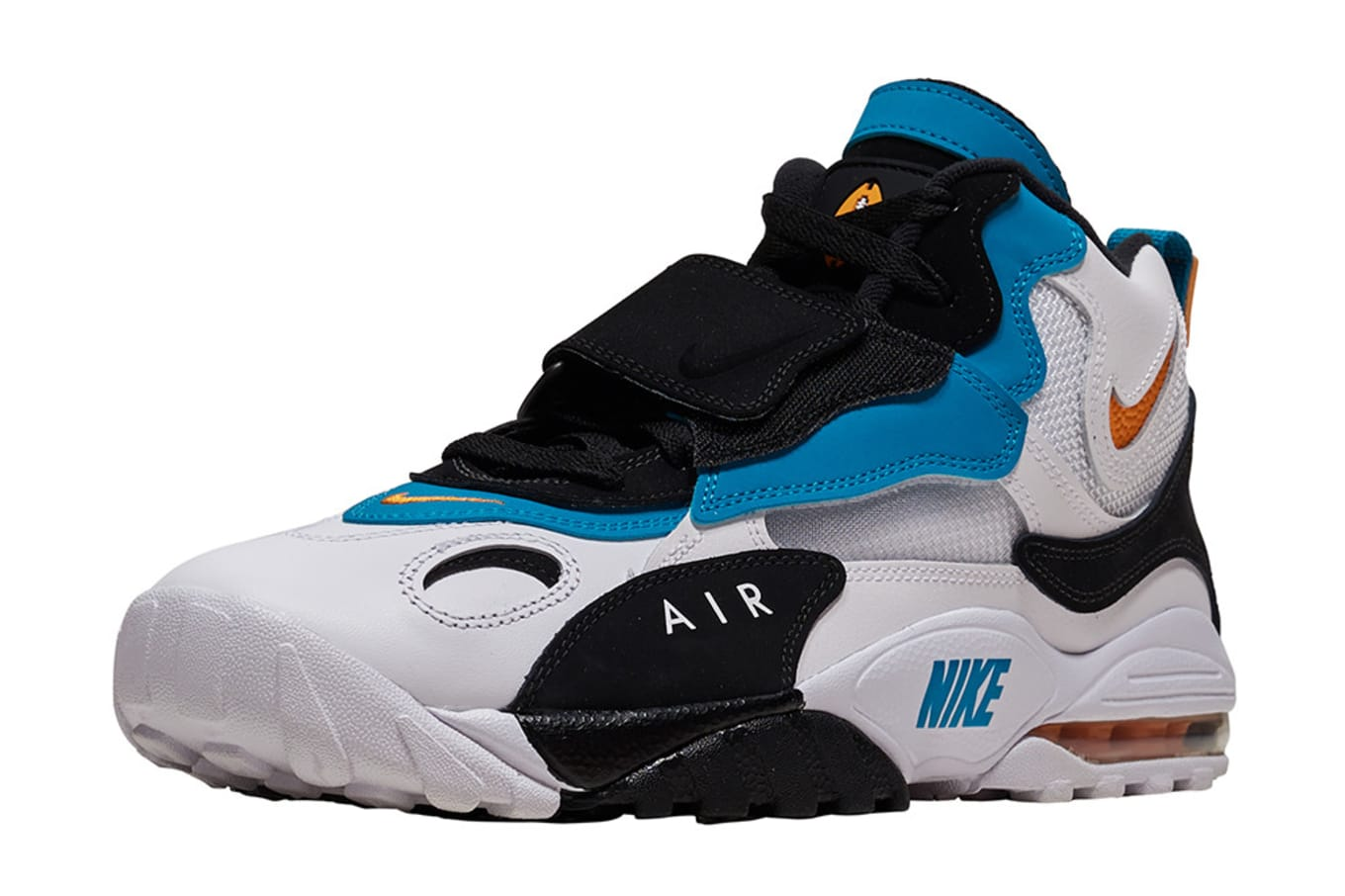online retailer 3b33e 6f1c3 Nike Air Max Speed Turf 'Dan Marino' 525225-100 Available Now | Sole ...
