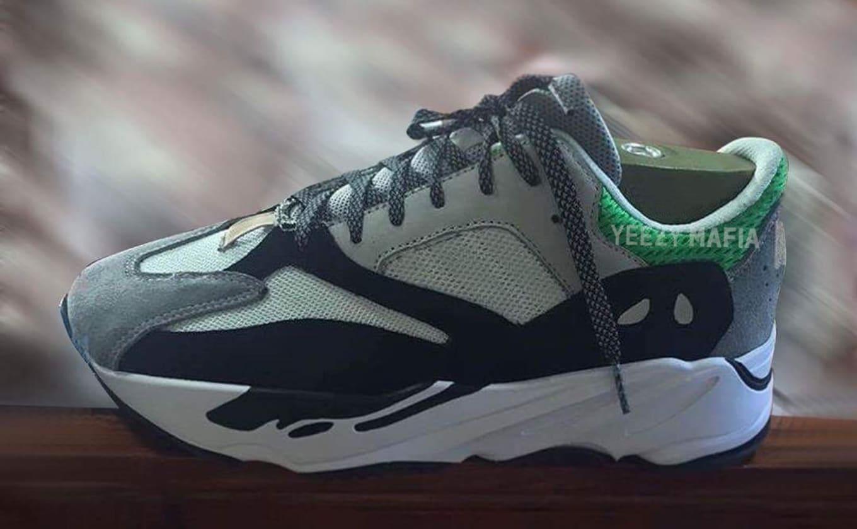 e206a0b5789 Adidas Yeezy Boost 700 Tan Green