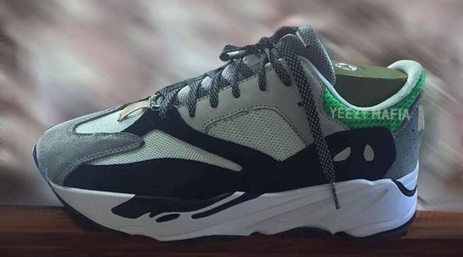 a743cbf86cdf4e First Look at a New Adidas Yeezy 700 Boost Colorway