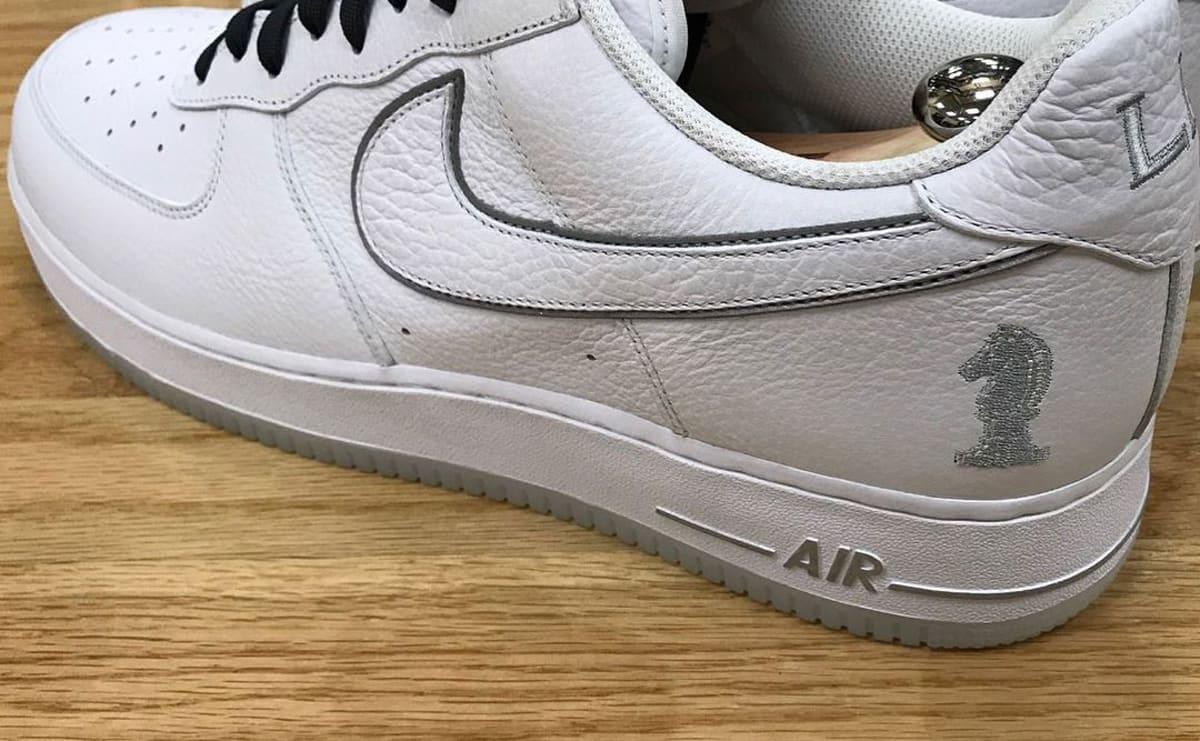 nike air force 1 low lebron footwear