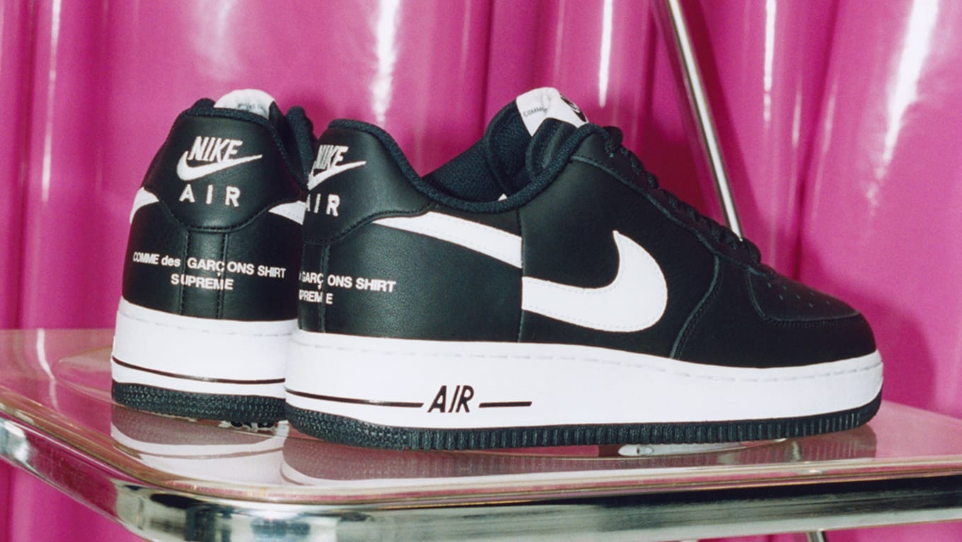 huge selection of d34fb 5630b Nike Air Force 1 Low. Image via Supreme