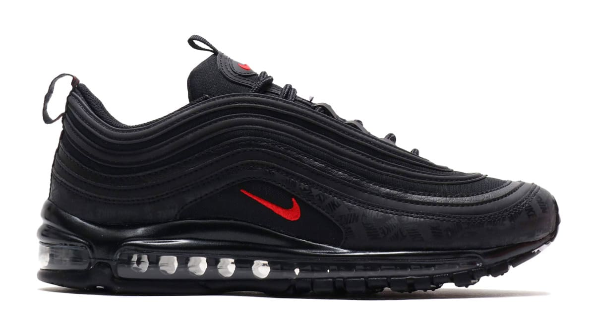 hot sale online 8936e 6a9e0 Nike Air Max 97 BlackUniversity Red-Black AR4259-001 Release Date  Sole  Collector