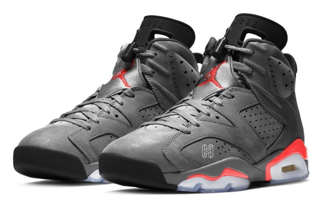 buy popular f924a 86d87 Early Details on the PSG x Air Jordan 6 Releasing Next Year