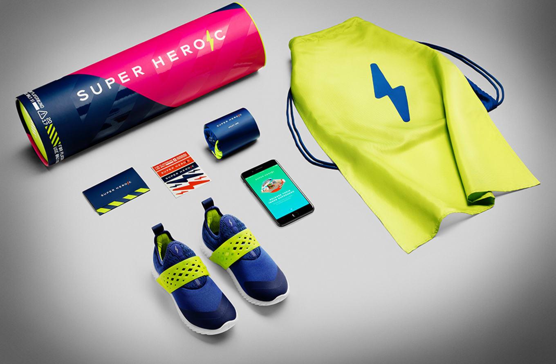 2227f717f14dd Foot Locker Invests  3 Million in Super Heroic Sneaker Brand