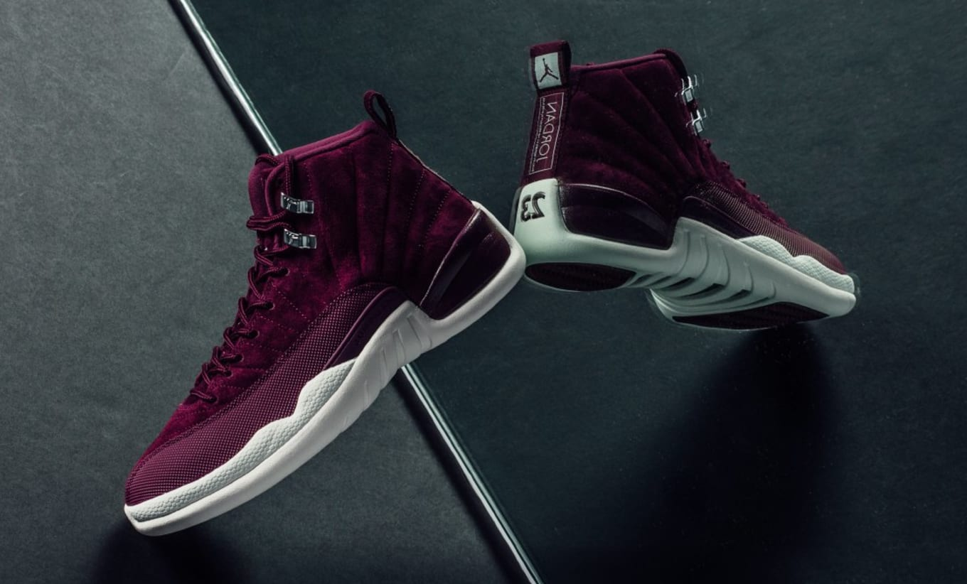 e47065db729 Air Jordan 12 XII Bordeaux Release Date Main 130690-617
