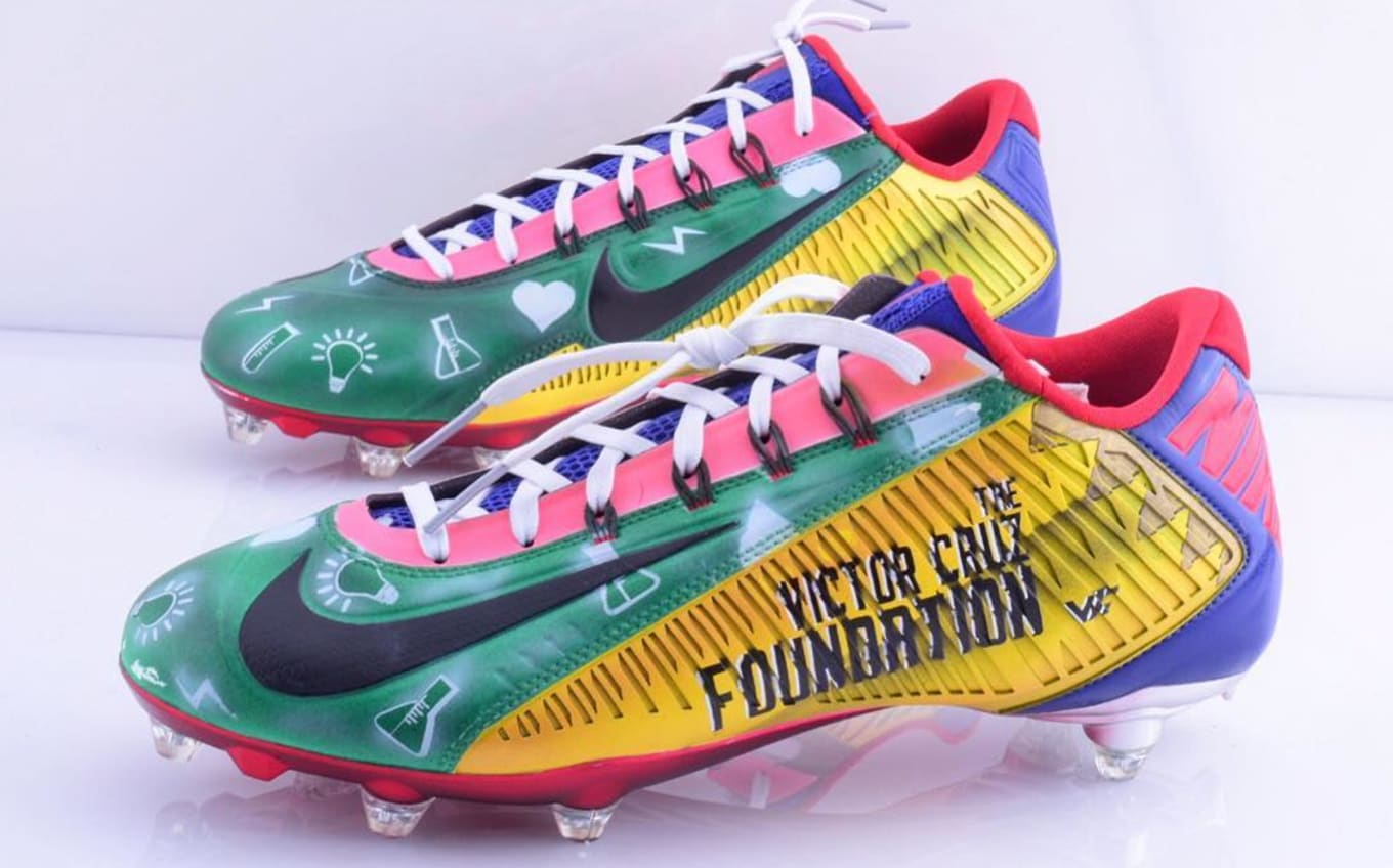 Big Changes Coming to NFL s Custom Cleats Program 9f161008ae49