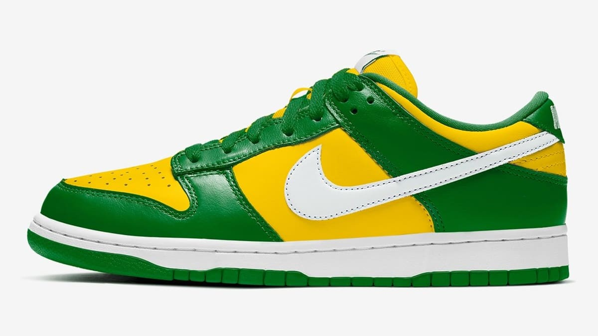 More Nike Dunk Lows Reportedly Releasing Soon