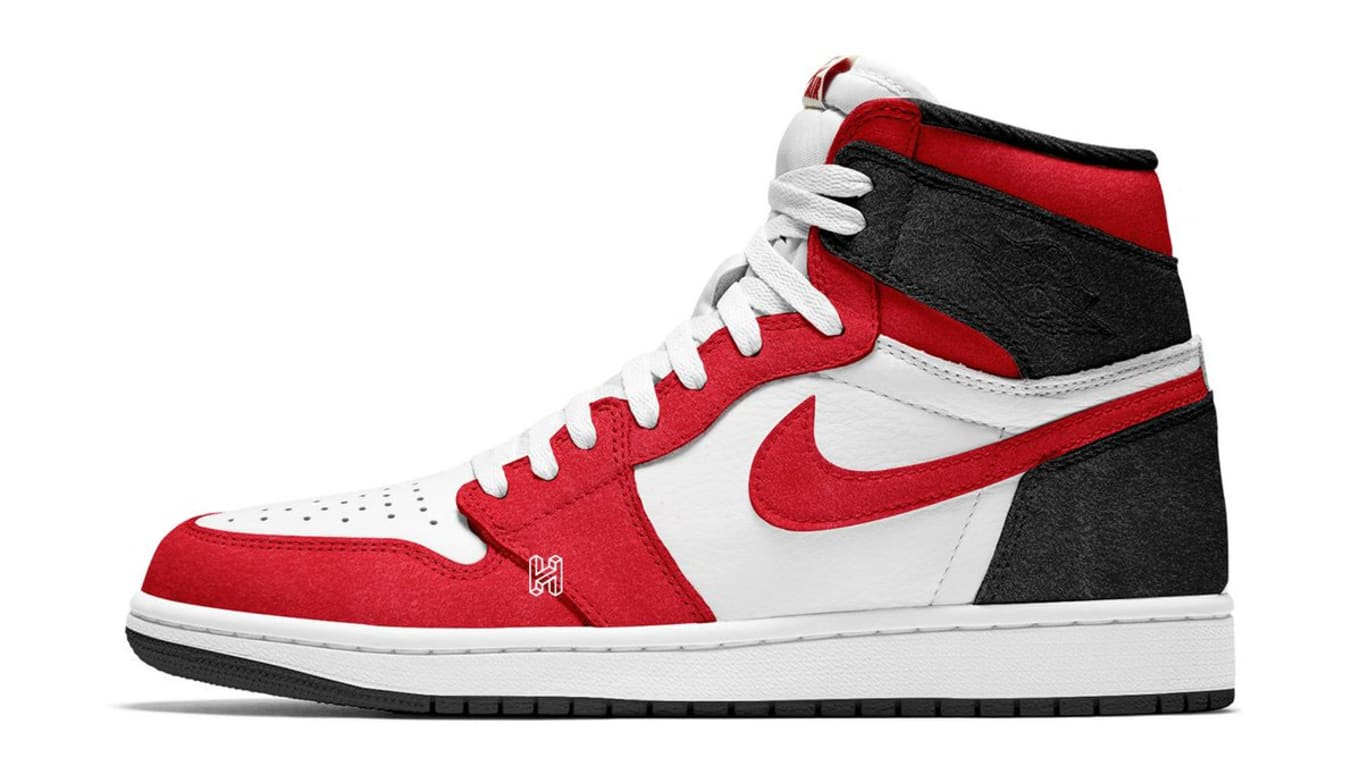 59afe4e25a8 A Brand New Chicago-Inspired Air Jordan 1 Has Surfaced. Rumored to release  in October 2019.