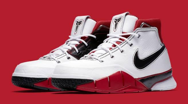 aae2e689454 The  All-Star  Nike Zoom Kobe 1 Returns This Month