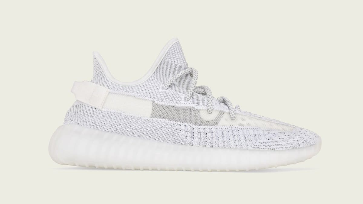innovative design c422c 5d0f2 Adidas Yeezy Boost 350 V2  Static  Release Date Dec. 2018 EF2905   Sole  Collector