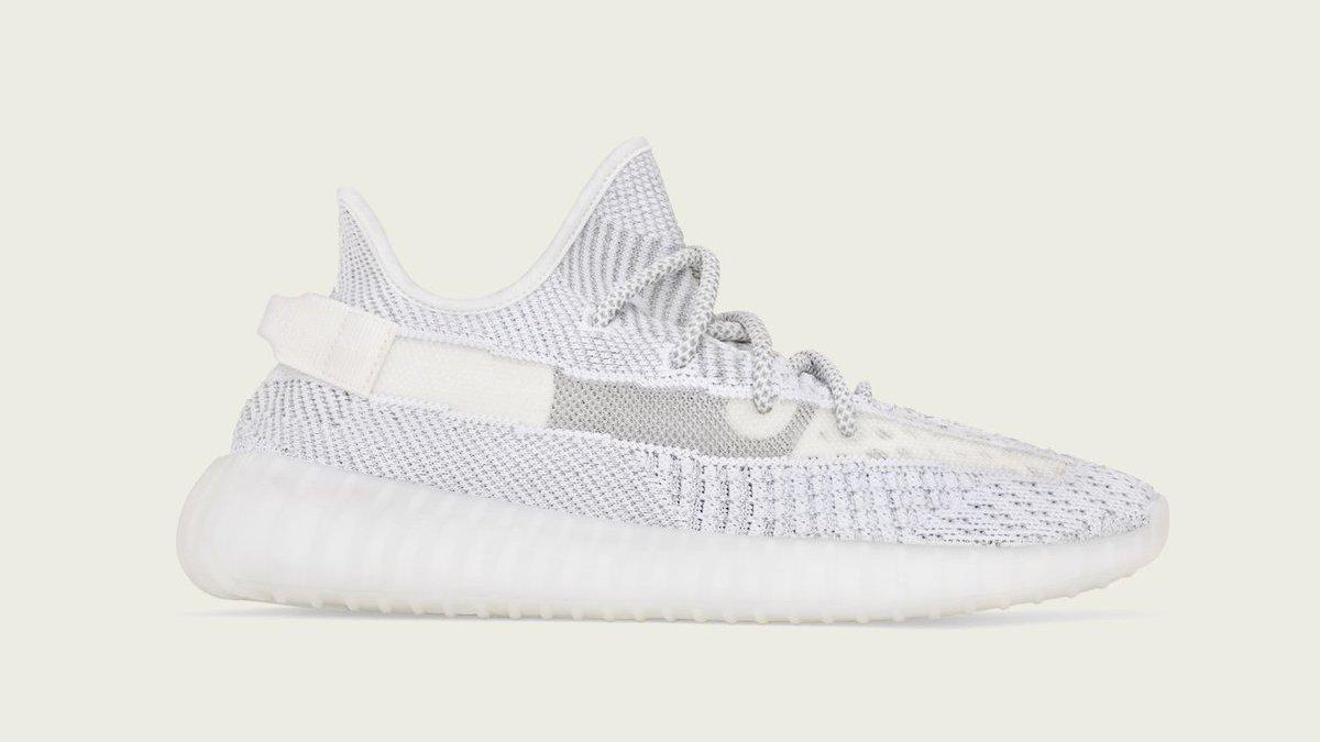 Adidas Yeezy Boost 350 V2  Static  Release Date Dec. 2018 EF2905 ... 78ea5c1fa