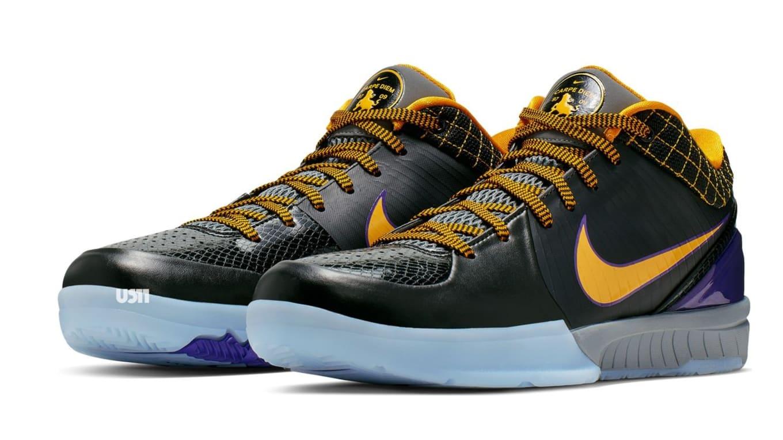 online retailer 8e67d 47973 Nike Zoom Kobe 4 (IV)