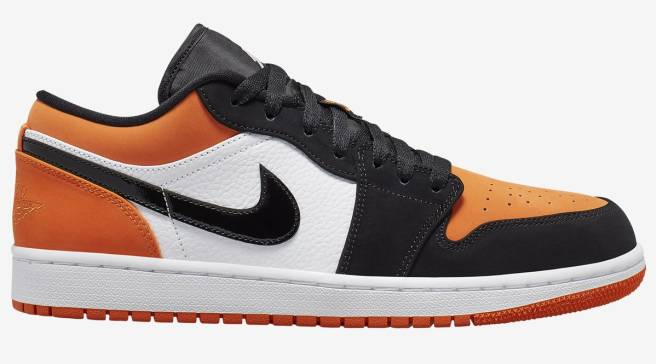 sports shoes d2445 c724a First Look at the  Shattered Backboard  Air Jordan 1 Low