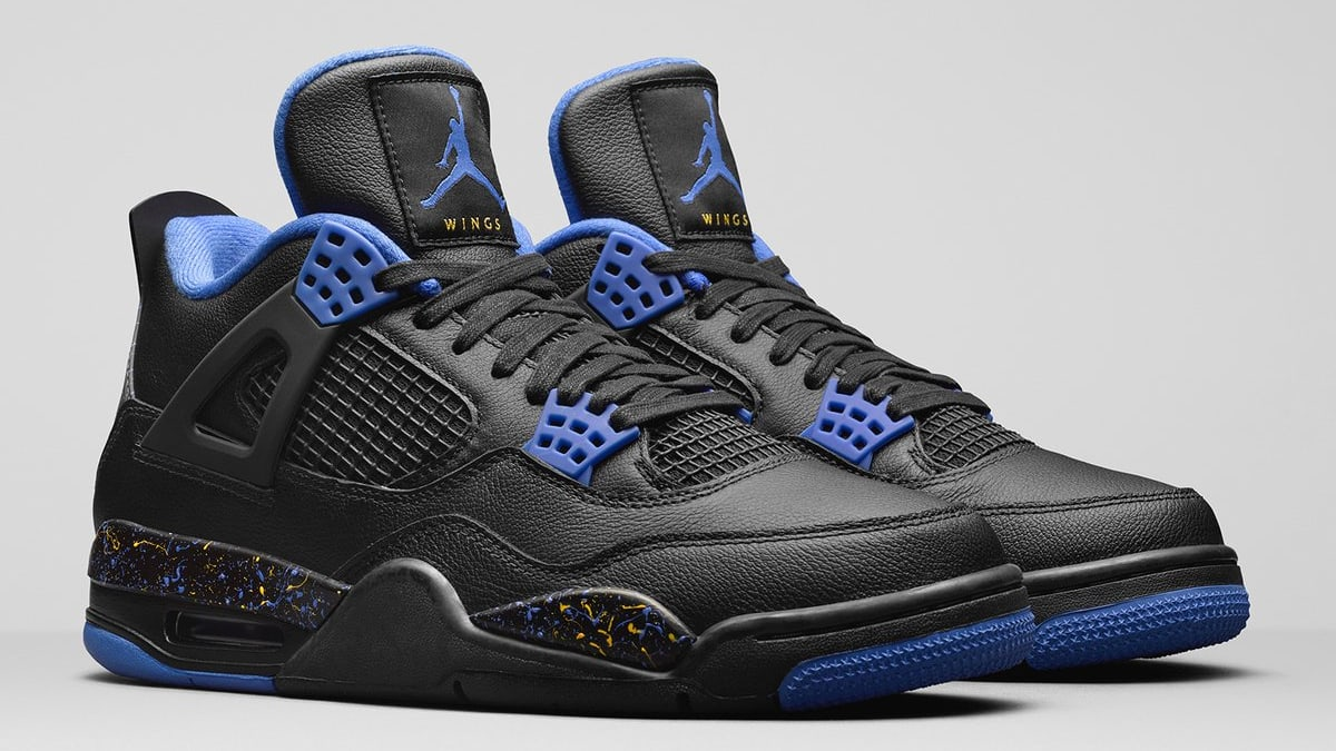 air jordan 4 retro  u0026 39 wings u0026 39  unreleased