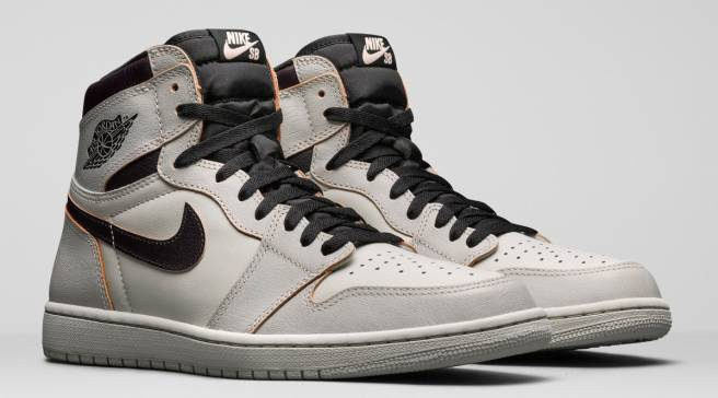 136c1eb8dded7c The Nike SB x Air Jordan 1  Light Bone  Is Releasing Early