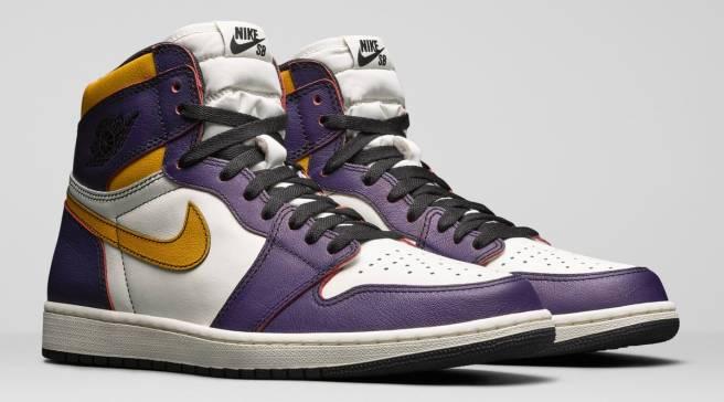 buy popular dbc8a 93176 Another Look at the Upcoming Nike SB x Air Jordan 1 Collab