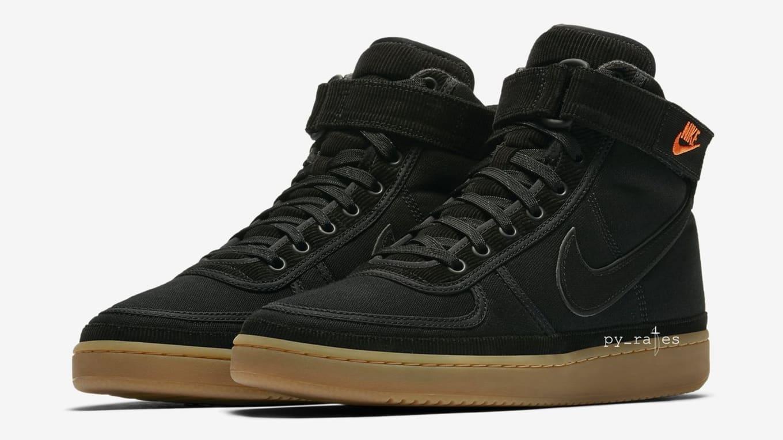 hot sale online 1eeff 87ced Carhartt WIP x Nike Vandal High Supreme Release Date | Sole ...