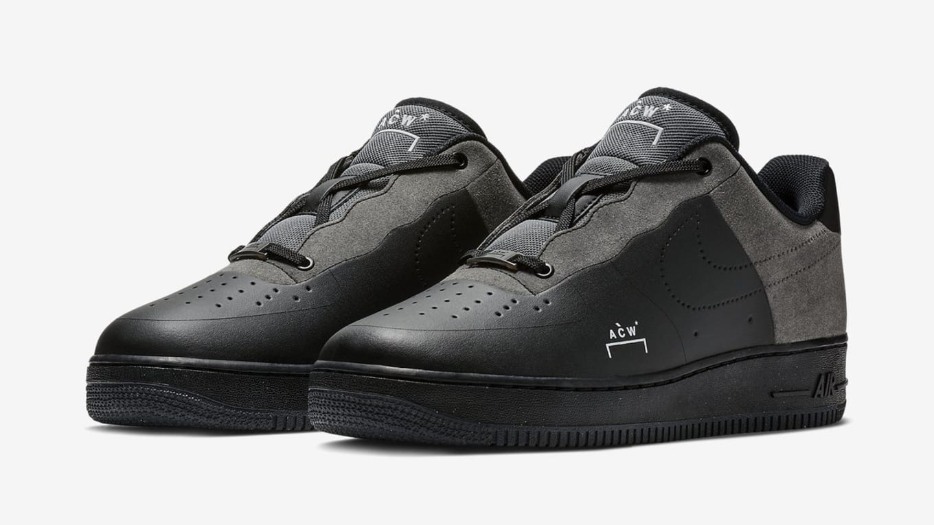 online store d2e97 32ccd New Look at A-Cold-Wall s Nike Air Force 1 Collab