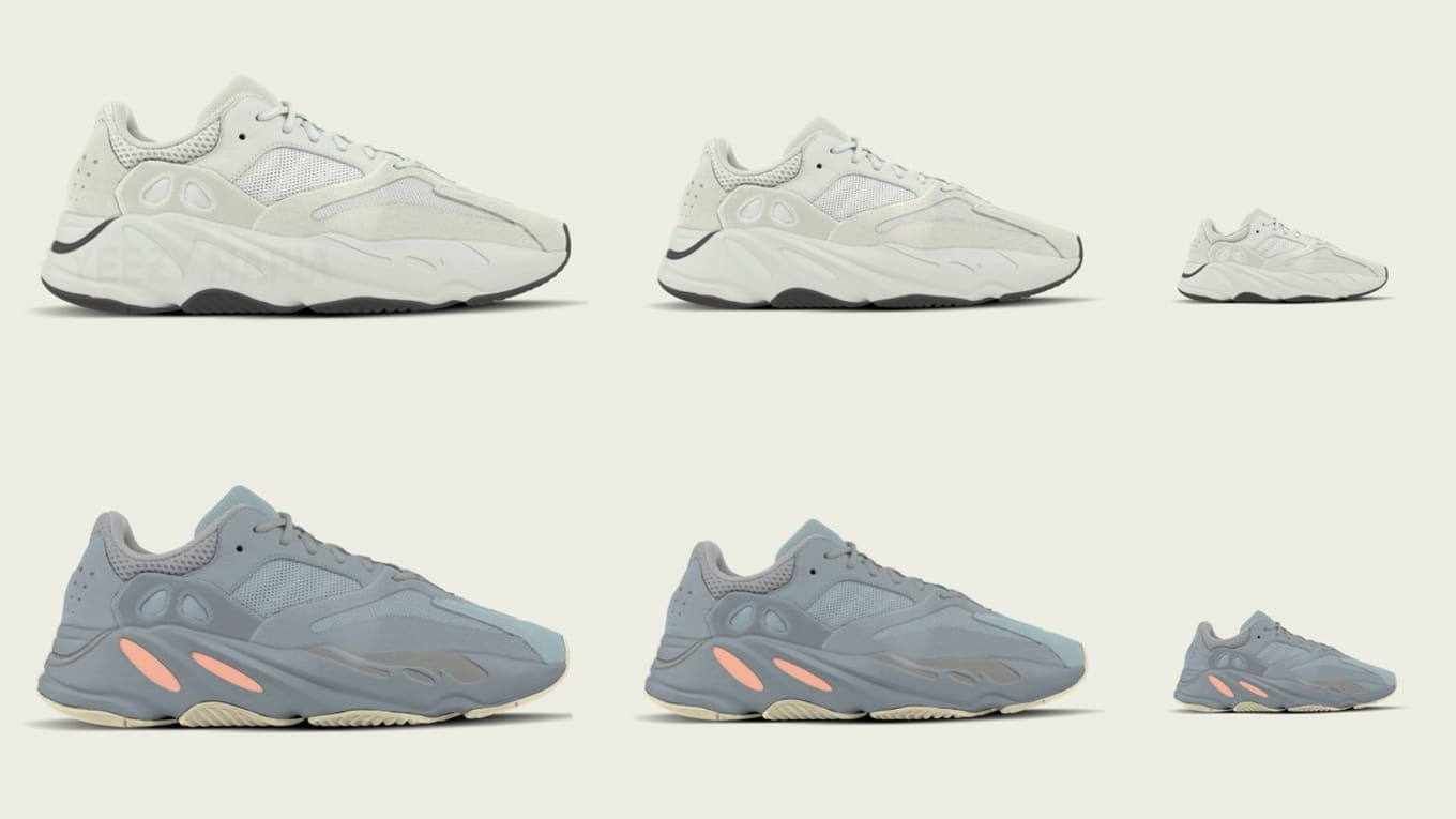 1174edbc7 Kids Yeezy Boost 700s Reportedly Releasing in 2019