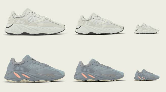 e749364b7c27c7 Kids Yeezy Boost 700s Reportedly Releasing in 2019