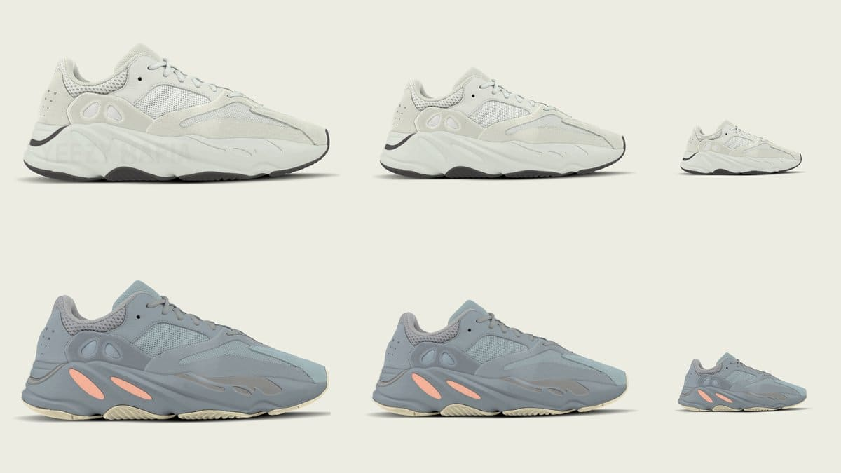 4314eed9a24c2 Kids Yeezy Boost 700s Reportedly Releasing in 2019