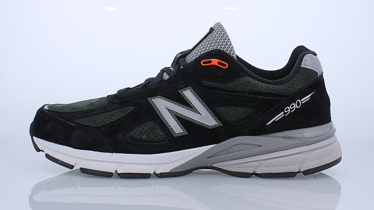 sports shoes 7f553 6cce7 New Balance 990 - Sneaker Sales September 21, 2018 | Sole ...