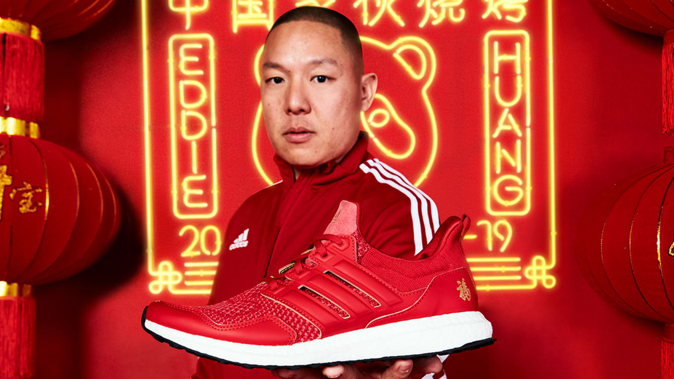 b51a289b5c4 Eddie Huang x Adidas Ultra Boost 'Human Panda' Images | Sole Collector