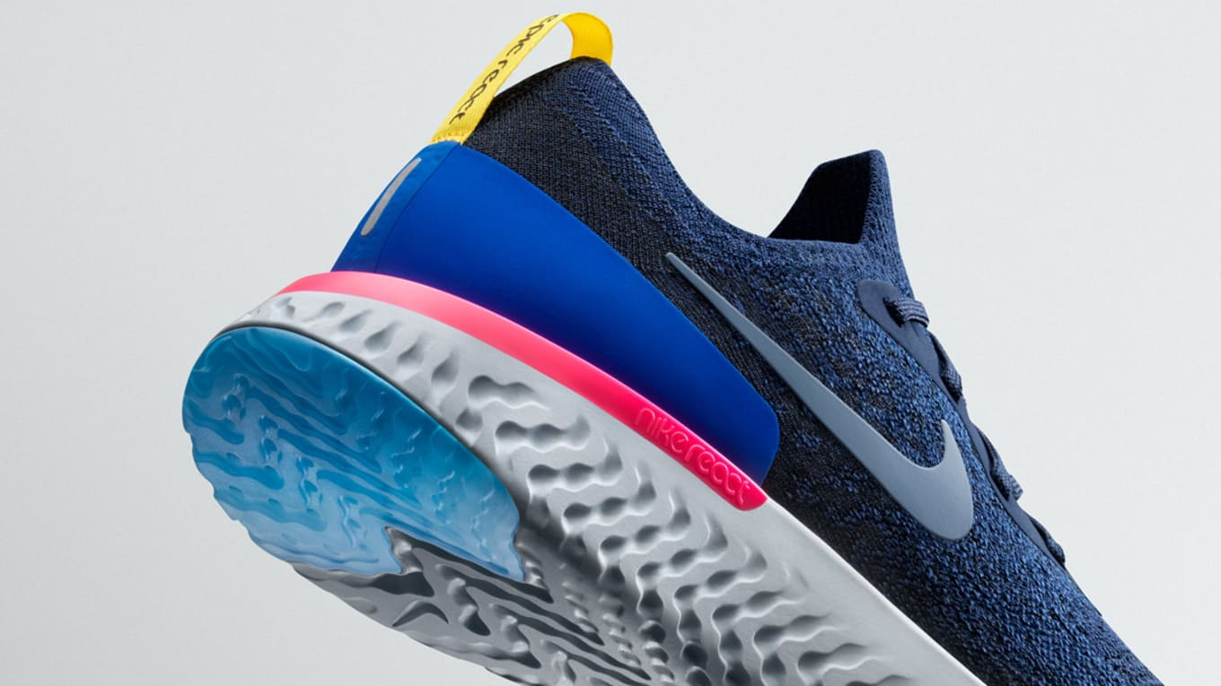 5166dce02b67f8 Nike s React Teachnology Is Now On Running Shoes