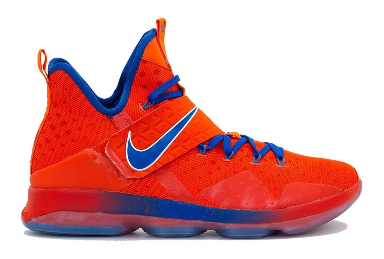 c72eb2124fa LeBron James  I Promise School Game-Worn Nikes Available Now