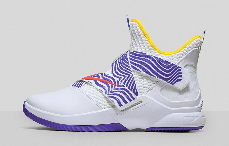finest selection 1bb15 ef1b5 Nike LeBron Soldier 12 (XII). Image via Nike. Nike Basketball WNBA All Star  ...