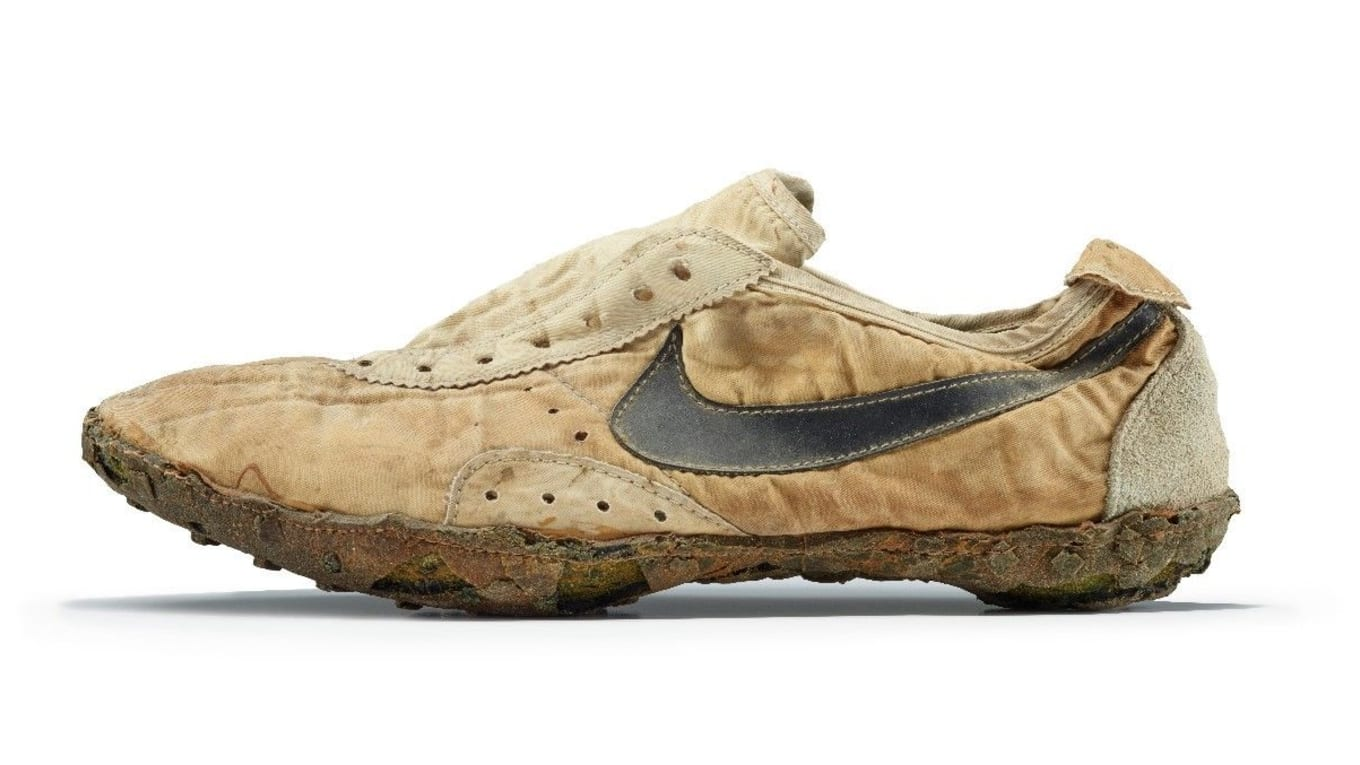 detailed look 08dea a3492 Nike Moon Shoes From 1972 Sell On eBay   Sole Collector